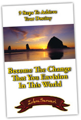 9 Steps To Achieve Your Destiny (E-Book)