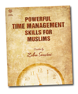 Powerful Time Management Skills for Muslims(E-book)